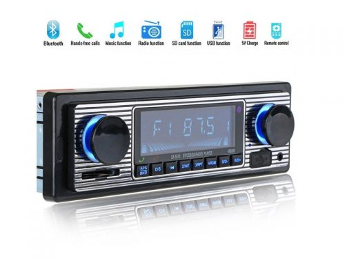 CAR RADIO & SPEAKERS